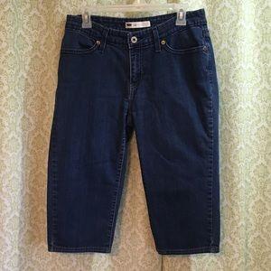 Levi's Capri jeans